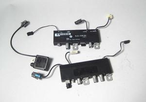 BMW E39 E38 Radio Antenna Amplifier Set 97 98 99 00 01 525i 528i 540i M5 740i - 1002