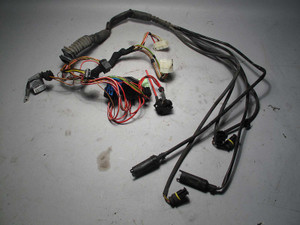 BMW 1999 E39 528i 5-Spd Manual Transmission Wiring Harness Complete USED OEM - 6643