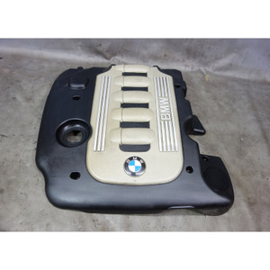 2009-2011 BMW E90 335d Diesel Sedan Plastic Engine Acoustic Cover OEM - 32894