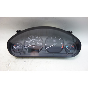 BMW Z3 2.3 2.8 M52 6cyl Roadster Cabrio Instrument Gauge Cluster Speedo USED OEM - 33027