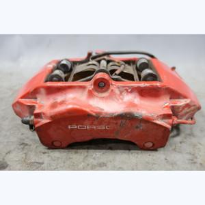 Damaged 2001-2012 Porsche 996 997 911 C2S C4S Turbo Front Left Brake Caliper OEM - 33298