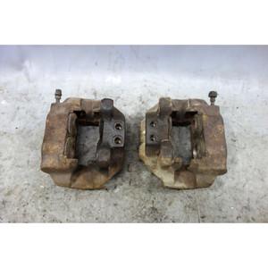 1967-1976 BMW 114 1602 2002 Brake Caliper Pair Set Without Pads USED OEM - 33302
