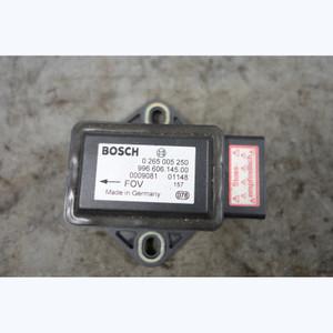 2001-2008 Porsche 996 997 911 986 Boxster ABS Deceleration Sensor Module OEM - 33325