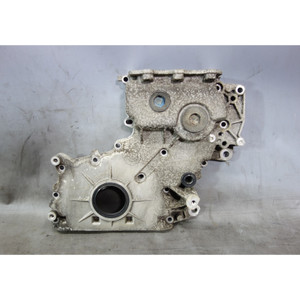 2009-2011 BMW E90 335d Diesel Sedan M57 6Cyl Engine Lower Timing Cover Case OEM - 33418