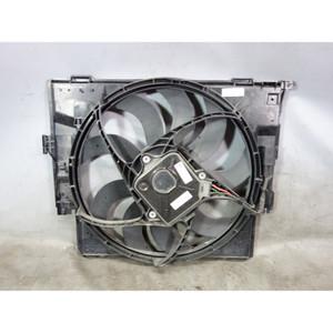 2012-2016 BMW F30 3-Series F22 N20 N55 600W Electric Engine Cooling Fan w Crack - 33461