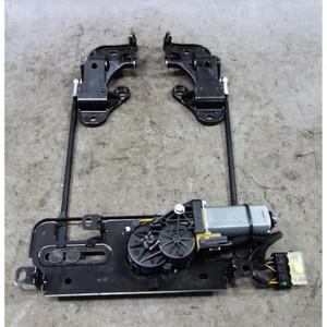 2008-2013 BMW E88 1-Series Convertible Top Locking Motor w/ Brackets OEM - 33521