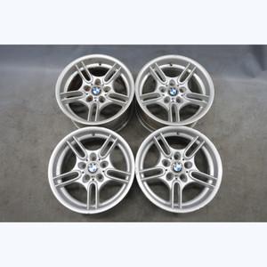 "1997-2003 BMW E39 5-Series Factory 17"" ///M Style 66 Alloy Wheel Set of 4 OEM - 33523"