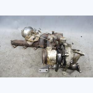 2009-2011 BMW E90 335d M57 Diesel Factory Large Low Pressure Turbocharger OEM - 33526