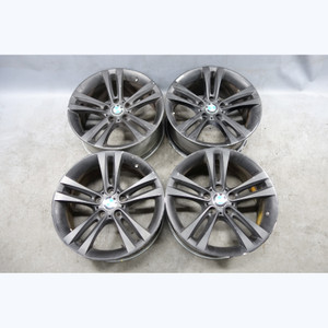 2012-2017 BMW F30 3-Series 18x8 Style 397 Double Spoke Alloy Wheels Painted OEM - 33539