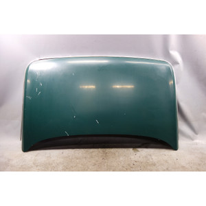 1967-1976 BMW 114 1602 2002 Coupe Rear Trunk Deck Lid Cover Green OEM - 33542