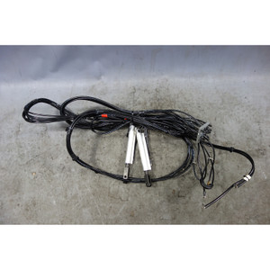 2008-2013 BMW E88 1-Series Convertible Top Master Cyliders w Hydraulic Hoses OEM - 33544