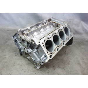1999-2003 BMW E39 540i E38 740i M62TU 4.4L V8 Engine Cylinder Block Housing Bare - 33547