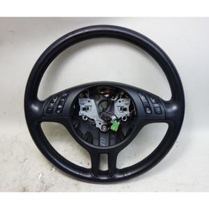 2000-2006 BMW E46 3-Series Factory Sports Steering Wheel w Multifunction - 33583