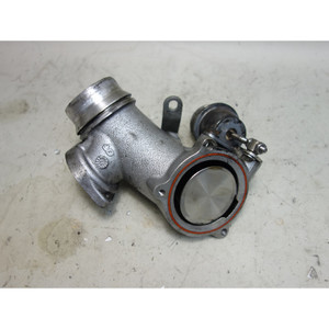 BMW E90 335d Diesel Sedan M57N2 Turbo System Charge Bypass Pipe Valve 09-13 - 33620