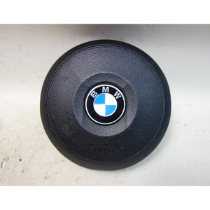 Damaged BMW E60 5-Series E63 Factory Sports Steering Wheel Airbag Module 06-10 - 33623