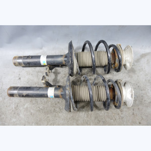 2004-2010 BMW E83 X3 Bilstein B4 Front Strut Assembly Pair Spring and Shock Pair - 33652