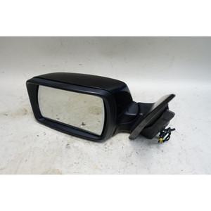 2004-2009 BMW E83 X3 SAV Left Outside Side Mirror Memory Jet Black 2 OEM - 33664