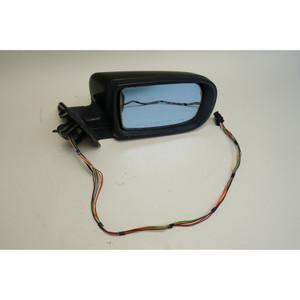 1995-2001 BMW E38 7-Series Right Outside Side Mirror Black 2 Memory Heat OEM - 33687