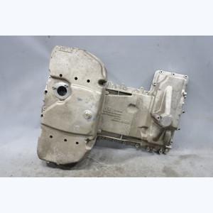 Damaged 2008-2013 BMW E90 M3 S65 4.0L V8 Engine Oil Pan w Crack OEM - 33694