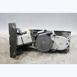 DAMAGED 1994-1999 BMW E36 Convertible Folding Top Compartment Lid Motor OEM - 33723