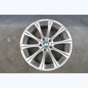 "Damaged 2006-2010 BMW E60 M5 E63 M6 19"" Style 166 M Spoke Front Wheel OEM BENT - 33731"
