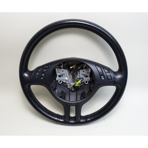 2000-2006 BMW E46 3-Series Factory Sports Steering Wheel w Multifunction Buttons - 33746