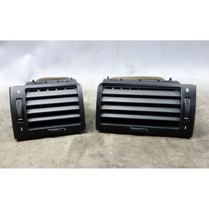 1995-2001 BMW E38 7-Series Front Left Right Dashboard Air Vent Pair OEM USED - 33750