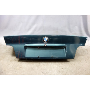 1992-1999 BMW E36 3-Series Coupe Rear Trunk Deck Boot Lid Ascot Green USED OEM - 33764