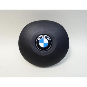 BMW E39 E46 X5 Round Sports M Sports Steering Wheel Airbag 2000-2006 USED OEM - 33815
