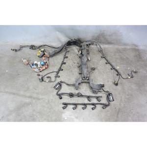 Damaged 2006-2007 BMW E60 M5 E63 M6 S85 5.0L V10 Engine Wiring Harness OEM - 33826