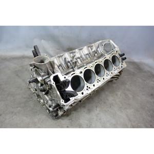 2006-2010 BMW S85 V10 ///M M5 M6 Aluminum Engine Cylinder Block Housing 103k OEM - 33844