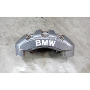 Damaged 2008-2013 BMW E82 135i Coupe Factory Left Front Brembo Brake Caliper OEM - 33874