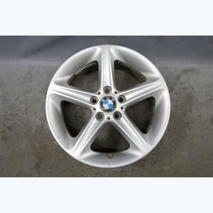 "2008-2013 BMW E82 E88 18""x7.5"" Style 264 Front Wheel Alloy Star-Spoke Wheel OEM - 33886"