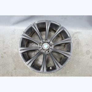 "2006-2010 BMW E60 M5 E63 M6 19"" Style 166 M Spoke Front Wheel Painted Black OEM - 33899"