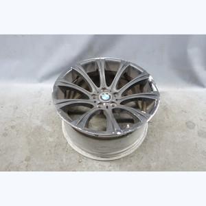 "Damaged 2006-2010 BMW E60 M5 10 Spoke Style 166 19"" REAR 19x9.5 Alloy Wheel OEM - 33903"