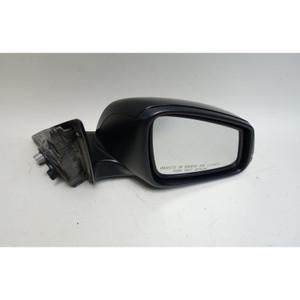 13-17 BMW F30 F31 3-Series 4dr Right Folding Outside Side Mirror Jet Black OEM - 33924