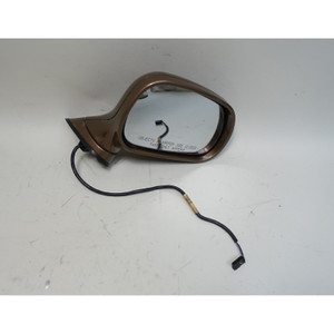 1996-2002 BMW Z3 Roadster Coupe Right Outside Side Mirror Impala Brown Heat OEM - 34004