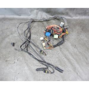 2003 BMW E39 5-Series 525i 530i M54 Wiring Harness for Manual Transmission OEM - 34021