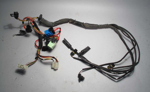 2000 BMW E39 528i Manual 5-Speed Transmission Wiring Harness Complete USED OEM - 7488