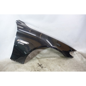 2011-2016 BMW F10 5-Series Right Front Fender Quarter Panel Black Sapphire OEM - 34305
