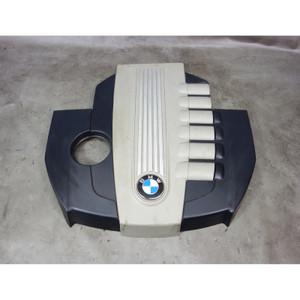 2009-2013 BMW E70 X5 SAV Diesel M57 6-Cyl Acoustic Plastic Engine Cover OEM - 31742