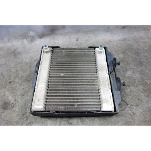 2011-2017 BMW F10 5/6/7-Series F13 Factory RIGHT Auxiliary Radiator Cooler OEM - 33097
