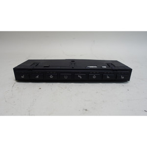 2006-2007 BMW E60 M5 Early Center Console Switch Unit for SMG Transmission OEM - 34063