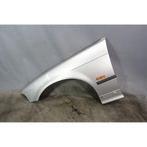1997-1998 BMW E36 3-Series 4door Left Front Fender Quarter Panel Titanium Silver - 34083