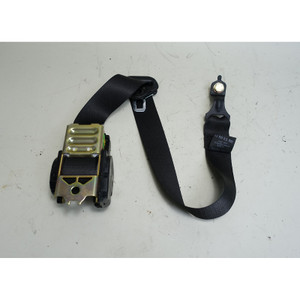 1985-1991 BMW E30 3-Series Right Front Passenger's Seat Belt Black OEM - 34156