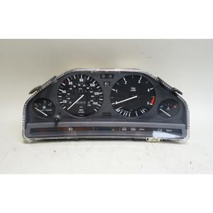 BMW E30 325 Instrument Gauge Cluster Speedo MPH 1986-1987 M20 USED OEM - 34158