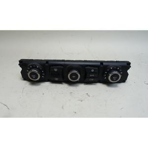 BMW E60 5-Series E63 E64 HVAC Climate Control Interface Panel Auto Air 04-07 OEM - 34172