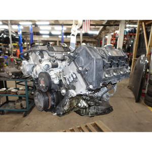 BMW E60 550i E63 650i N62B48B 4.8L V8 Engine Assembly Longblock 2006-2010 OEM - 34188
