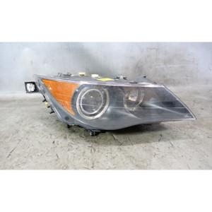 Damaged 2004-2007 BMW E63 E64 6-Series Right Front Xenon Adaptive Headlight Lamp - 34194