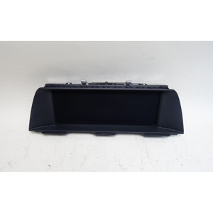 2011-2012 BMW F10 5-Series Factory Front Dash Central Information Display Screen - 34243